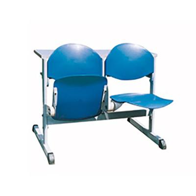重力回复塑料阶梯排椅