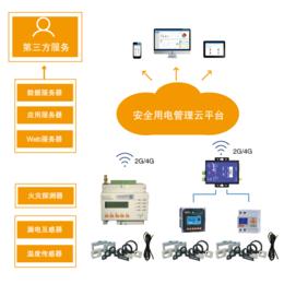 智慧安全用电管理云平台 安科瑞上市品牌 品质保证