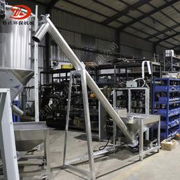 佛山塑料螺旋上料机输送1吨塑料颗粒垂直螺旋上料机生产厂家