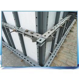 湖南長沙興民偉業新型剪力牆鋼背楞建築支撐體系優勢