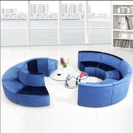 组合圆形沙发