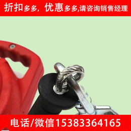 速差器10米镀锌钢缆防坠制动器高空作业防护防坠缓冲器