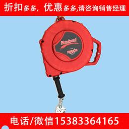 10米防坠缓冲器速差自控防坠器缓冲式防坠器10米速差器