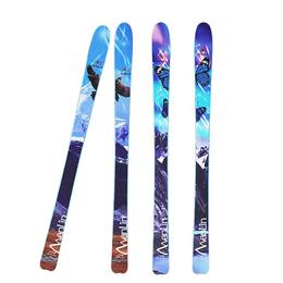 做工精细滑雪板厂家 曼林滑雪板制作工艺