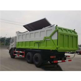 國六10噸禽畜糞污運輸車的車輛型號