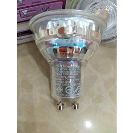 飞利浦5W 5.5W LED调光灯杯GU10 220V灯杯