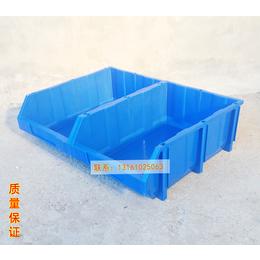 供应格诺P组立特大2号零件盒600乘400乘220斜口塑料箱