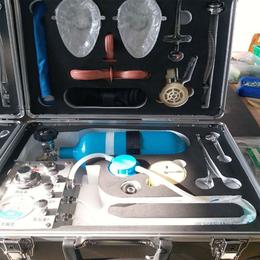 金诚30型自动苏生器厂家直销低价特卖矿井救护苏生器