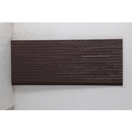 广东省量大价优标砖纹直销岗亭厕所金属雕花保温装饰一体板