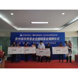 贵州省扶贫癫痫为首批受益患者发放援助金