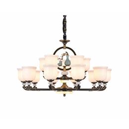 客厅水晶灯报价-京山客厅水晶灯-轩海装饰