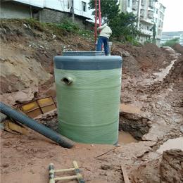 四川一体化污水提升泵站定制厂家  贝恒机电一体化污水处理
