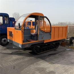 厂家供货佳鹏JP-330大小型履带车液压自卸翻斗山上拉木头