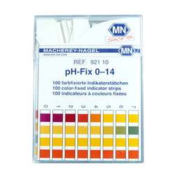 德国mn进口ph试纸 92110水质酸碱度测试纸PH0_14缩略图