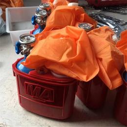 金诚ZYX45自救器厂家直销低价特卖隔绝式压缩氧自救器