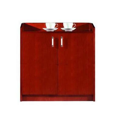 实木茶水柜