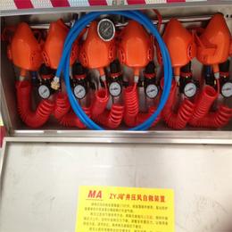 金诚压风供水自救装置厂家直销低价特卖ZYJ6人组自救装置