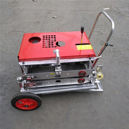 供应厂家直销新款可推拉光缆牵引机布放机拉线机