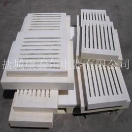 硅酸铝陶瓷纤维加热板 陶瓷纤维外露式加热板
