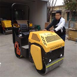 小型驾驶一吨压路机 振动双轮压路机