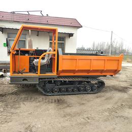 精选小型履带运输车 农用履带底盘运输车 山地爬坡履带运输车