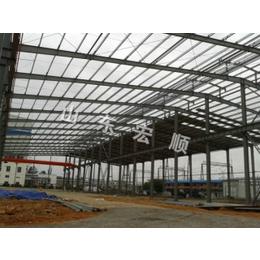 济宁钢结构厂家-宏顺玻璃钢品质保障-钢结构