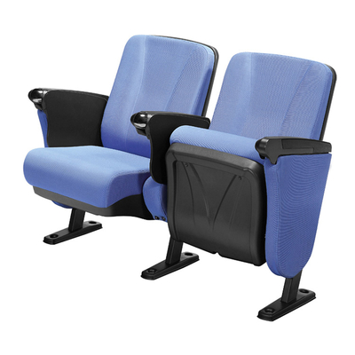 重力回复PU定型棉铝合金会议椅