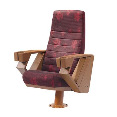 重力弹簧都可PU定型棉优质钢管剧院椅