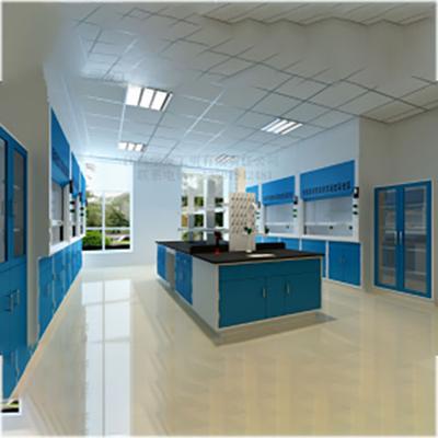 铝木结构化学综合实验室