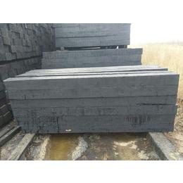 供应订做各种规格尺寸井下用防腐枕木