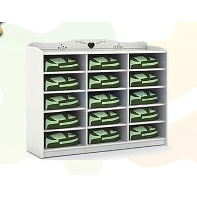 板式书包柜