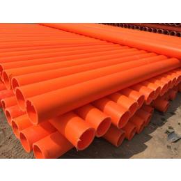 石家庄市优质MPP电缆保护管材 MPP电力管材价格