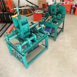 供应 方管圆管卷圆圈弯管机多功能铜管全自动折弯机