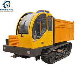 亚博平台网站8吨履带运输车 山区拉毛竹履带运输车价格