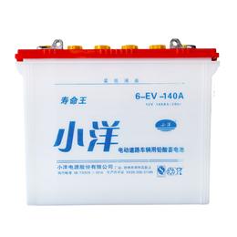 6-EV-140A 高尔夫球车新能源电池