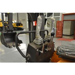 蔬菜大棚小型挖掘机厂家-小型挖掘机-众达机械优质售后(多图)