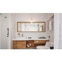 一个好用的浴室柜可以这样设计