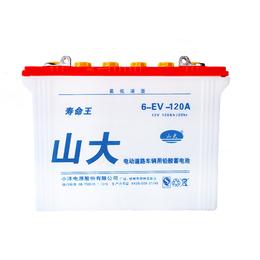 江西订购6-EV-120A型砖厂车新能源电瓶