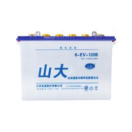 蓄电池6-EV-120B型电动轿车电动三轮车电瓶