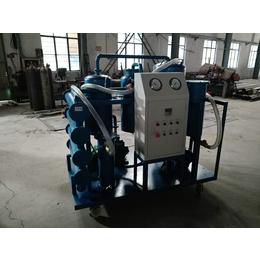低温蒸发净油机移动式操作方便缩略图
