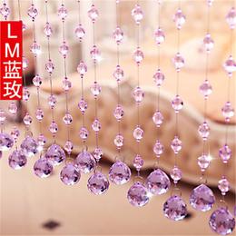 过道水晶门帘-【晶鹏水晶】(在线咨询)-四川水晶门帘