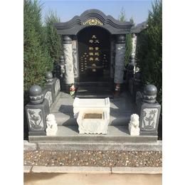 公墓设计-保定永安陵园-容城公墓