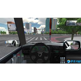 驾驶模拟器驾吧生意 小投入大利润