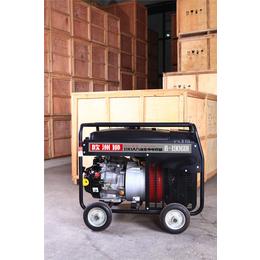单双缸300A汽油发电电焊机
