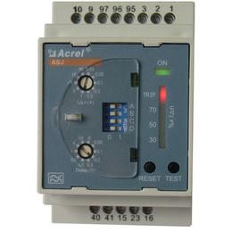 ASJ10-LD1A智能剩余电流继电器 电流越限报警继电器