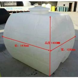 塑料水塔  卧式水箱储水罐缩略图
