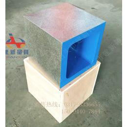 泊头建新铸造量具生产铸铁方箱等高方箱高精度人工刮研工艺