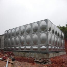 供应不锈钢消防水箱定制做方形保温水箱304缩略图