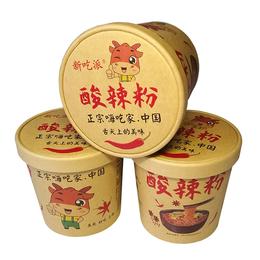 网红正宗嗨吃家酸辣粉