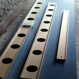 佳鑫1米2米3米4米5米6米镁铝检测平尺 1级工字平行平尺